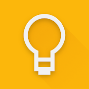 Google Keep: notes and lists