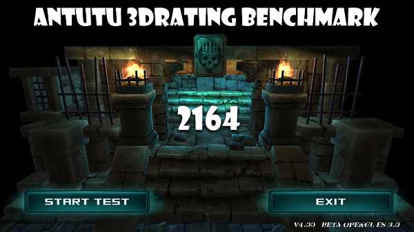 Oppo R5 results in AnTuTu graphics test