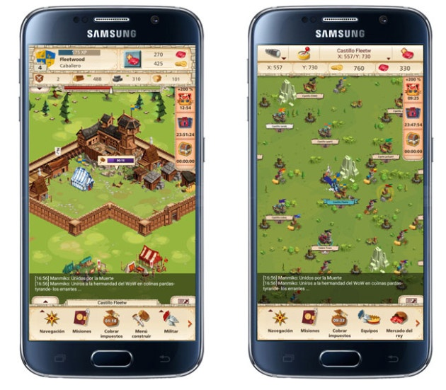 Playing Empire: Four Kingdoms