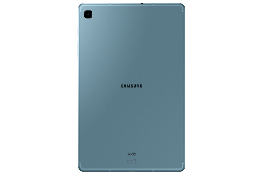 Rear image of the tablet Samsung Galaxy Tab S6 Lite