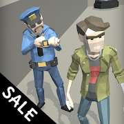 Agent Shot 3D - Police shooting and chasing