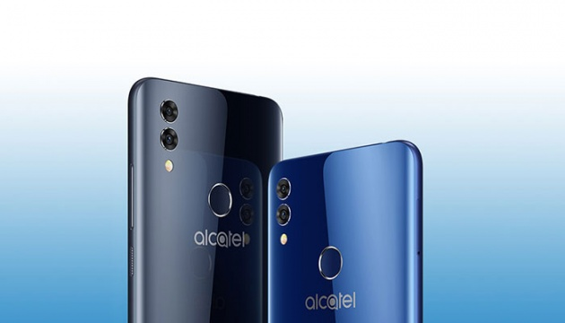 Alcatel 5V: photography with artificial intelligence