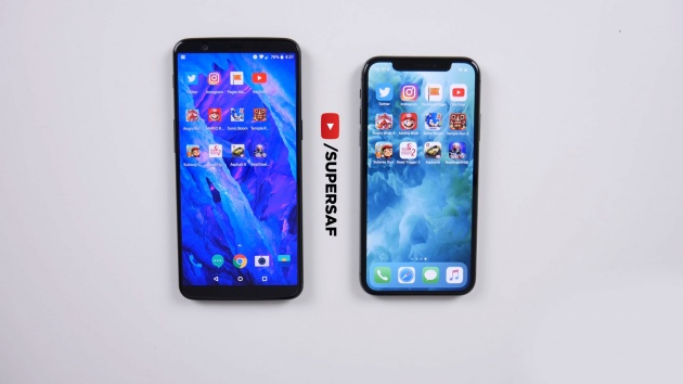 Apps tested in the comparison