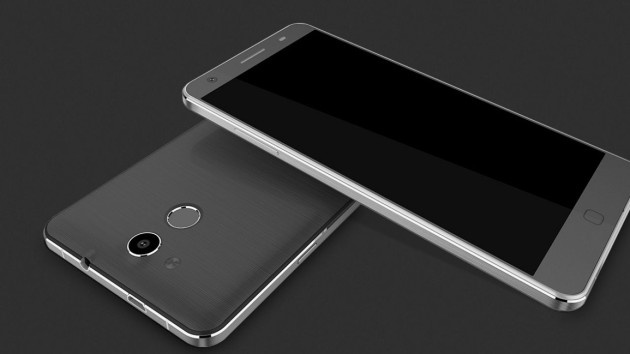 Possible design of the Elephone P9000