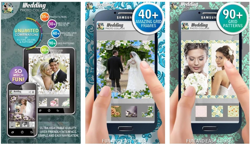 marriage photomontages