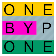 One By One PRO - Multilingual Word Search