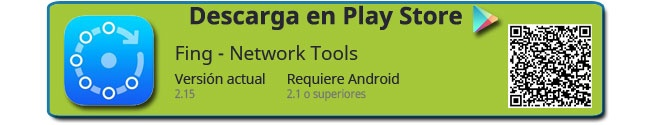 Fing - Network Tools Download Link Image