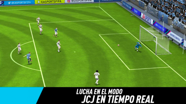 FIFA on mobile