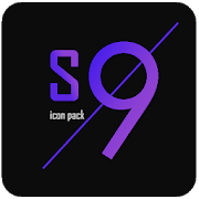 UX S9 - Icon Pack - (No Ads)