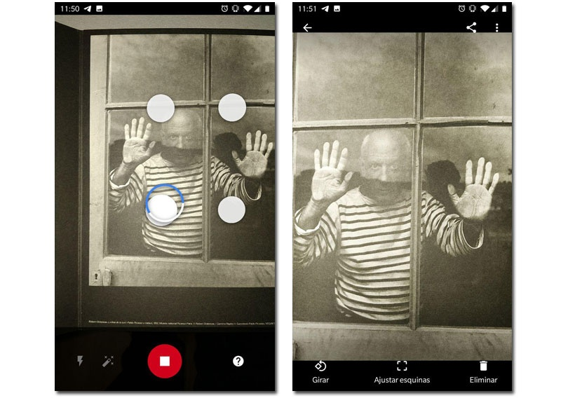 digitize android photos