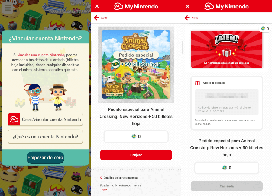 How to link Animal Crossing: Pocket Camp with the one on Switch