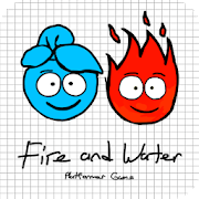 Fire and Water - Platformer Game