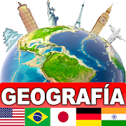 Geography: countries, capitals and flags of the world